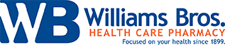 Logo of Williams Bros Pharmacy